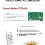 PC1404 omadused